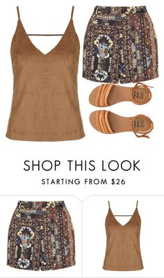 """Country Girl"" by mari-marishka ❤ liked on Polyvore featuring Topshop, Billabong and country"