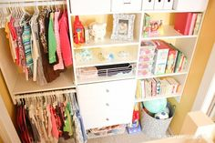Closet Reveal!!! - Ask Anna