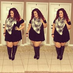 """""""Scarf & dress
