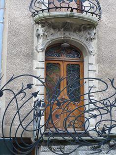 Villa 1904, Vichy, Auvergne, architecte Antoine Planchin