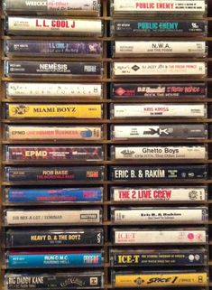 Hip-Hop Tapes
