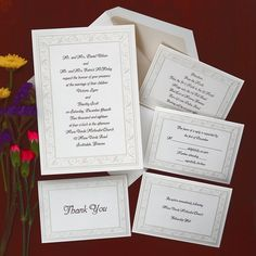 My Forever Love Wedding Invitations  The American Wedding http://www.theamericanwedding.com/my-forever-love-wedding-invitations.html