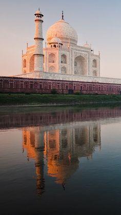 Taj Mahal,Agra, Uttar Pradesh, India.