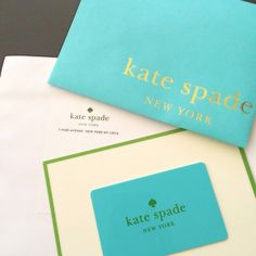 pipelinepepper's photo on Instagram This @katespadeny gift card they sent me is burning a hole in my wallet….Can't wait to spend it! Customer for life! #katespade #handbaglove #greatmarketing #happy #customerservice #retailtherapy