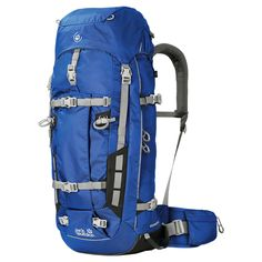 Large, fully equipped alpine rucksack for tours of several days - Alpine rucksacks - Rucksacks - Equipment - Jack Wolfskin International