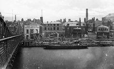 Lambeth Bridge 1864