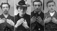 Historians have been handed hundreds of mugshots of Victorian criminals. Now, armed only with the pictures and names, they are searching for the stories behind the stares, putting a crime to the face. Victorian Prison, Victorian Era, Remembrance Sunday, Criminology, British History, Mug Shots, Historian, Bbc News, Old Photos