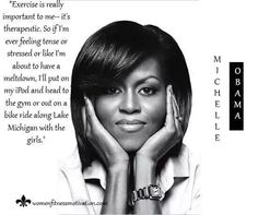 FIRST LADY MICHELLE OBAMA QUOTE