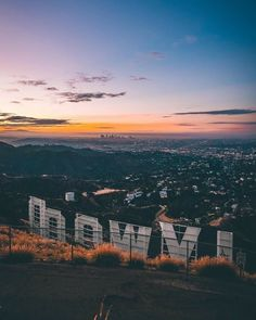 Hollywood Sign, California by Jesse Sandoval California Dreamin', Los Angeles California, Hollywood California, San Diego, San Francisco, Nova Orleans, Hollywood Sign, City Of Angels, San Antonio
