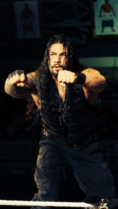 Roman Reigns: Post up... Flawless!