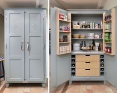 How to Make a Kitchen Pantry Cabinet | eHow