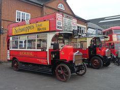 1920s London buses