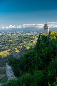 Rocca Della Guaita, San Marino, Italy