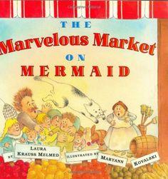 The Marvelous Market on Mermaid Brand: HarperCollins