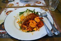 Kang Ban Phe Noodle & Seafood Café: Mantis Shrimp in Bangkok