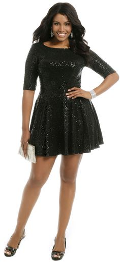 82 Best Little Black Dress With Sleeves Images On Pinterest