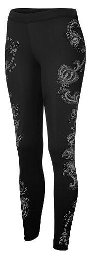 Grey Essential Henna Contour Legging