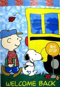 back to school snoopy. Also see funny cartoon pics www.freecomputerdesktopwallpaper.com/humorwallpaper.shtml Thank you for viewing!
