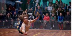 El Defrawy Storms to Victory at Play Squash Women's Open - Professional Squash Association