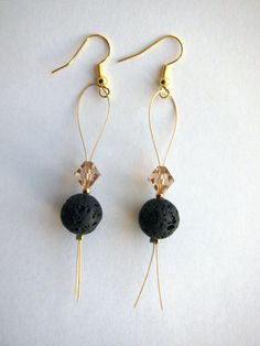 https://www.etsy.com/listing/81655525/icelandic-lava-earrings-with-smokey?