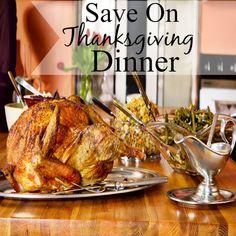 Save on Thanksgiving dinner