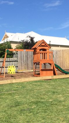Gallery - Customer Photos of Cubbies, Swings, Slides & Play Systems