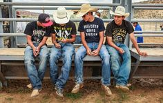 the only kind of boys i like are cowboys!