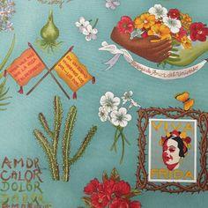 Viva Frida – Fabrics Galore
