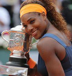 Blog Esportivo do Suíço:  Serena Williams é escolhida a tenista do ano pela WTA
