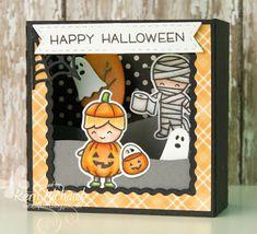 Happy Halloween! - Cards by Kerri