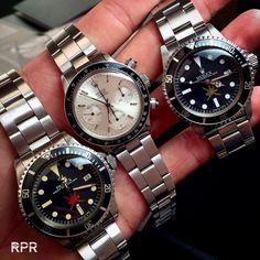 John Goldberger alias Auro Montanari Vintage Rolex, Patek Philippe, Cartier, Longines, Omega Watch Passionist, Collector and Author of important Books. - Rolex Passion Report