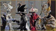 Les Masques et Costumes du Carnaval de Venise 2014