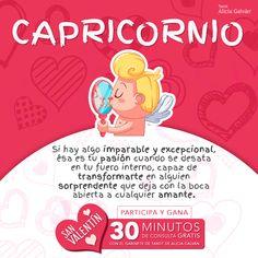 #Capricornio participa en nuestro Concurso Especial de #SanValentin dónde sorteamos una consulta de Tarot gratis. Regístrate aquí para hacerte con ella: