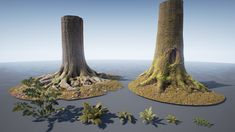 Name:  MAWI_ForestTreeCollection_wip2_small.jpg Views: 5254 Size:  498.9 KB