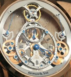 BEST FROM: aBlogtoWatch & Friends May 7th   watch talk Arnold and Son Time Pyramid