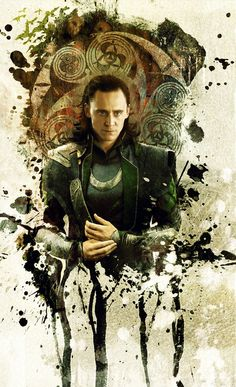 Loki -- what can I say about my friends awesome photo manips but....AWESOME! :D (it needed to be repeated!)