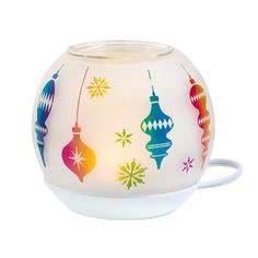 Product Image of ScentGlow® Warmer - Holiday Baubles