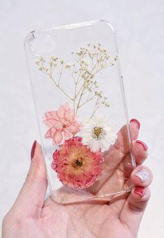 Phone Cases  – Shalex - handmade real pressed flowers
