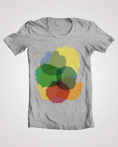 Sesame Street Abstract T-Shirt