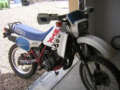 Honda MTX125R. Bought it after I sold the (restored) CB125.