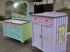 Piper -Antique Bedroom Set  MADE TO ORDER by TraceysFancy on Etsy https://www.etsy.com/listing/123921593/piper-antique-bedroom-set-made-to-order