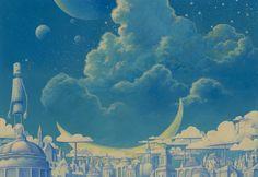 Toshio Ebine (Ebineyland) - Remains a dream (deviantart.com)