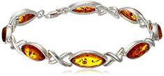 Sterling Silver Honey Amber Celtic Bracelet *** FIND OUT @ http://www.ilikeboutique.com/boutique/sterling-silver-honey-amber-celtic-bracelet/?a=5726