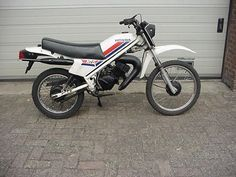 Honda MT50- my first ever bike. Fun but no end of trouble