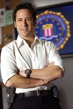 Rob Morrow . . . Don Epps from Numb3rs