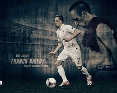 The Super Franck Ribery France 2012 Wallpapers HD