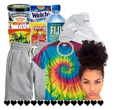 """""""Ready to go home"""" by kaykay47 ❤ liked on Polyvore featuring NIKE, H&M and Alessandra Rich"""