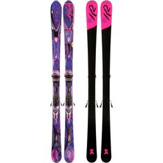 skis for the season