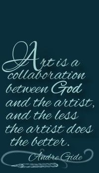 art is a collaboration between god pictures - Google Search