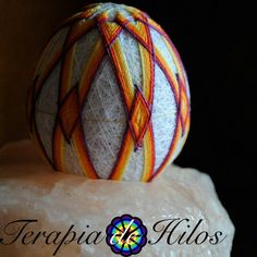 Spring is near, and the birth of life anew pushes us to decorate with bright colors and different shapes. Temari eggs fill that need beautifully!